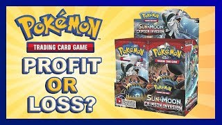 Profit or Loss? 6x Pokemon booster box opening (entire case)