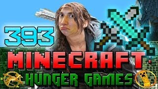 Minecraft: Hunger Games w/Mitch! Game 393 - GO ON WITHOUT ME!