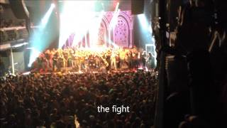 Dropkick Murphys - Terminal 5 - Onstage Fight included - 3/13/13