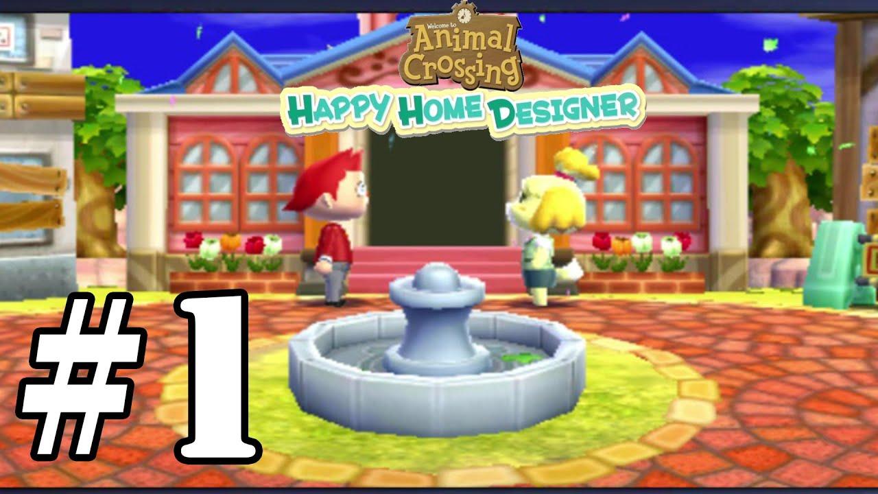 Animal crossing happy home designer gameplay - Animal crossing happy home designer cheats ...