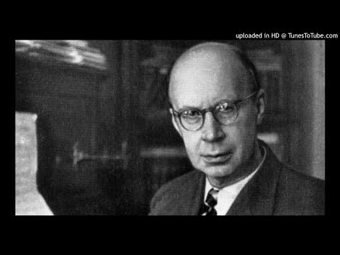 Sergei Prokofiev - Sarcasms, Op. 17 - 3 Allegro Precipitato
