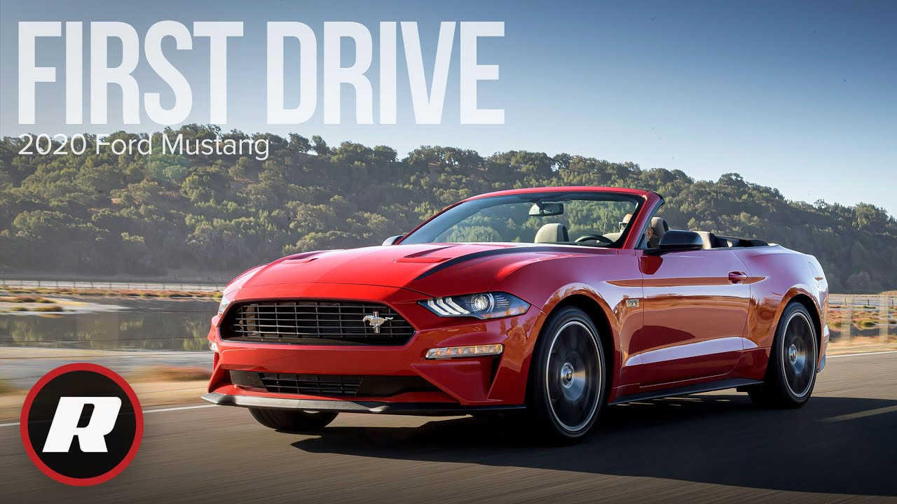2020 Ford Mustang Gt Review.We Drive The 2020 Ford Mustang With The High Performance Package 4k