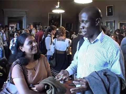 International Master Students at  Uppsala University Sweden