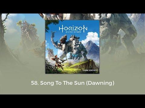 Horizon Zero Dawn OST -  Song To The Sun (Dawning)