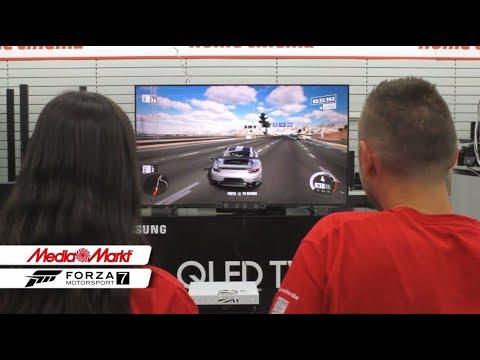 2b3342930c3 XBOX ONE X & FORZA MOTORSPORT 7 BY MEDIA MARKT - YouTube
