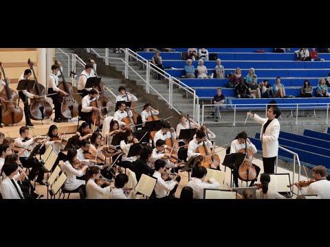 Beethoven 7th Symphony - Felix Ardanaz - Aspen Music Festival