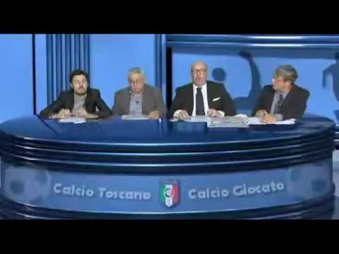 Torna Calcio Toscano Calcio Giocato del 01/12/14 su TVL, canale 11 con Maurizio Zini
