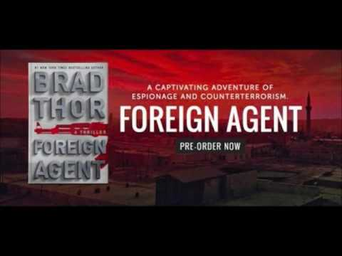 Brad Thor Author Interview With Conservative Book Club