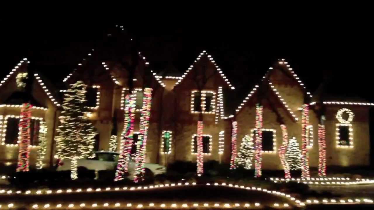 Southlake TX Christmas Lights
