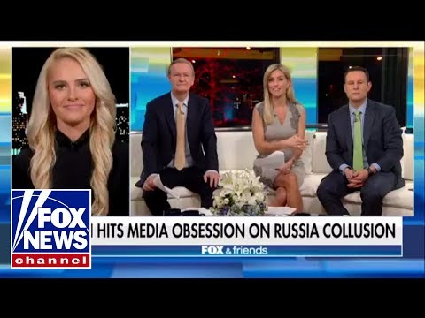 Tomi Lahren on why media won't cover missing FBI texts