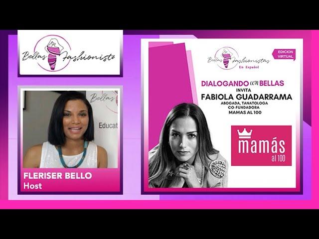 Bellas Fashionistas: Fabiola Guadarrama (Español)