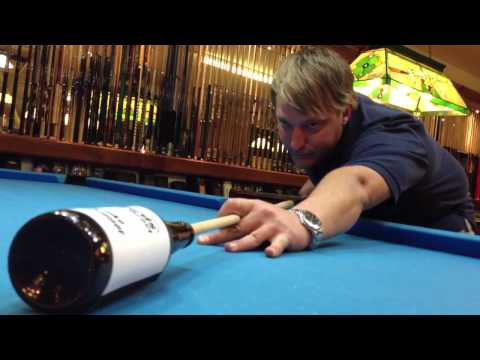 Quick and Easy Way to Straighten Your Stroke in Pool and Billiards