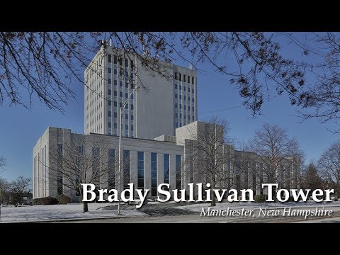 The Brady Sullivan Tower | 1750 Elm Street | Manchester, New Hampshire Office Building