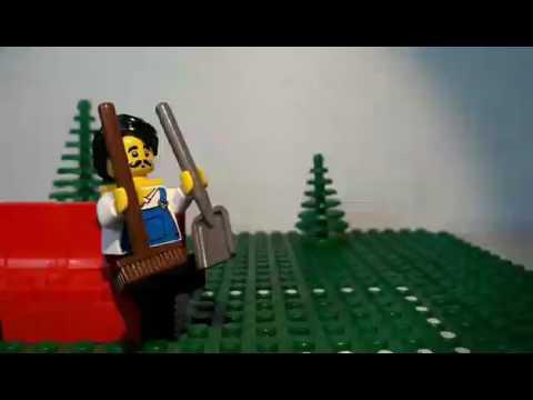 Lego bizim oglanin rahatına bak.
