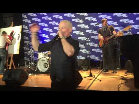 Nocking Point Party Chicago HVFF 2016: Neal McDonough