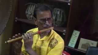 Dhiren Chatterjee (FLUTE) & RANA MITRA(TABLA) - AMAI EKTU JAIGA