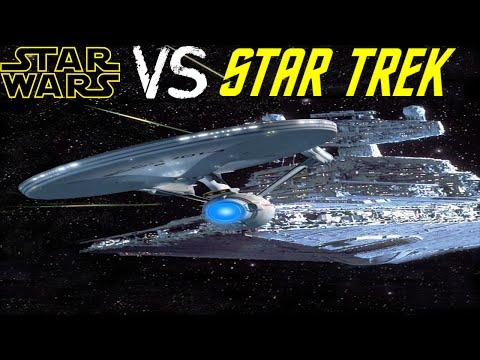Star Wars Vs Star Trek! - Trek Wars Mod - Star Wars Empire at War