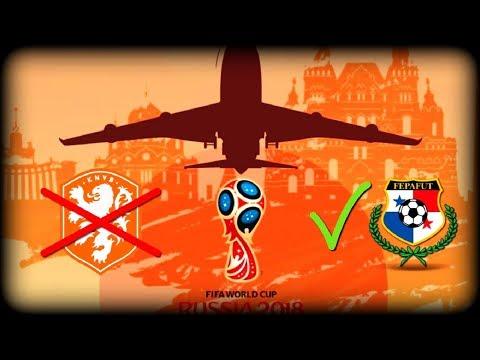 Las selecciones que estuvieron en Brasil 2014 pero que no veremos en Rusia 2018 - los nuevos equipos
