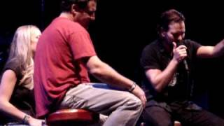 pearl jam marriage proposal onstage just breathe part 1