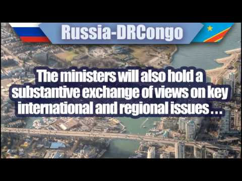 On upcoming visit of Minister of Foreign Affairs and Regional Integration of the DRC to Russia
