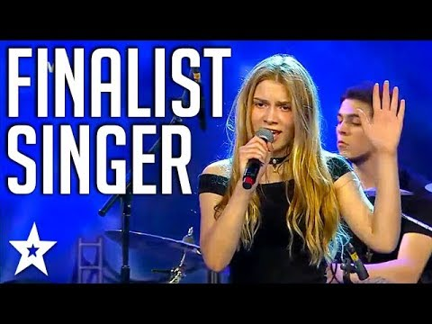 Finalist Kid Singer Storms Turkey's Got Talent | Got Talent Global
