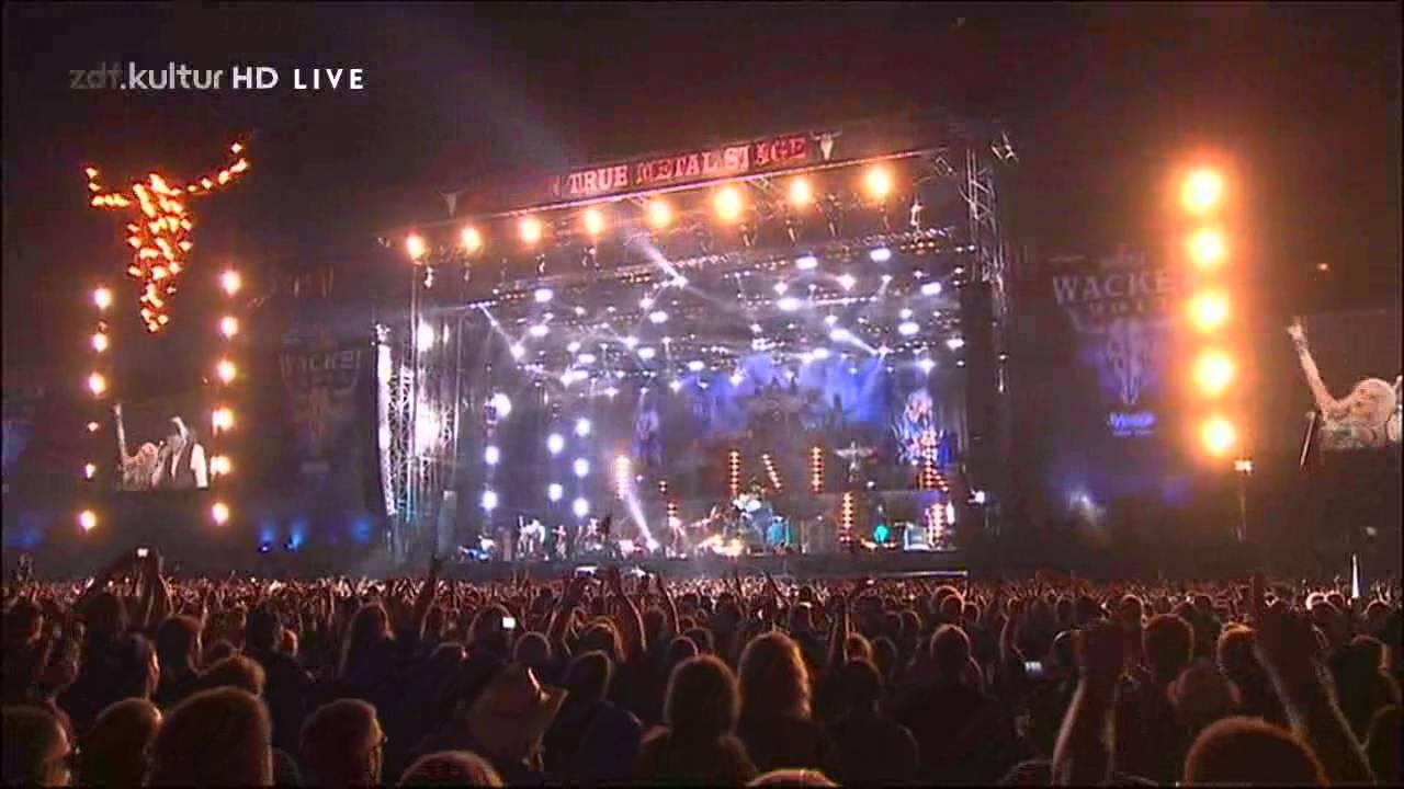 Doro - All We Are - Live Wacken Open Air 2013