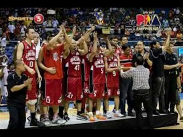 2015 PBA Commissioners Cup: Brgy. Ginebra San Miguel vs Global Port March 21 2015