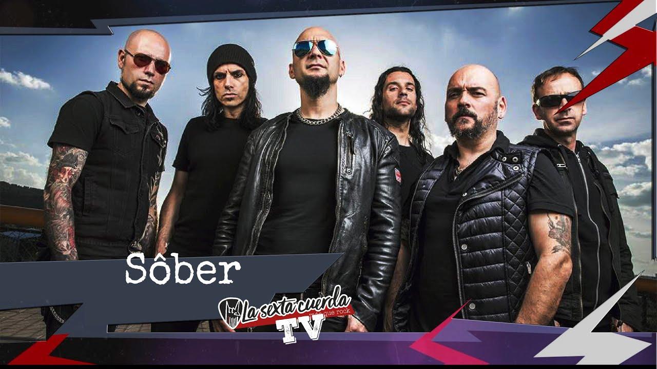 Sôber - Jorge Escobedo - La Sexta Cuerda TV