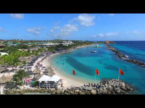 Curacao by Drone 2016