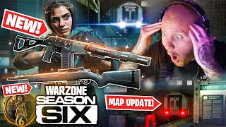 EVERYTHING *NEW* IN WARZONE SEASON 6