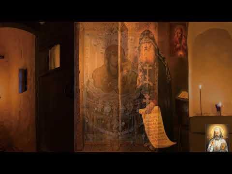 Хор братии Свято-Успенской Святогорской Лавры