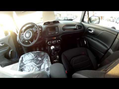 Jeep Renegade 1.6 Mjt 120 CV Limited NIGHT EAGLE