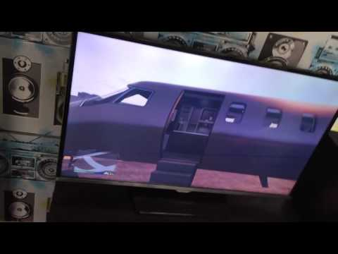How to enter a Luxor plane as a passenger in Gta 5
