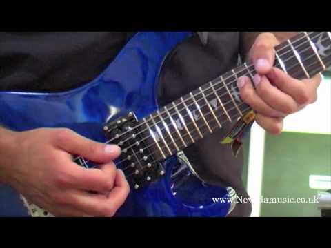 PRS SE Custom 24 - 25th Anniversary Guitar Royal Blue - Nevada Music UK