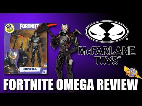 Fortnite Omega Action Figure Review