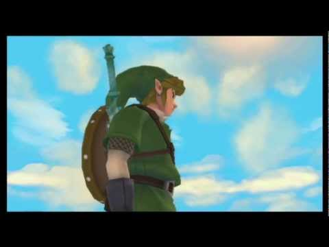 The Legend of Zelda Skyward Sword - Trailer 1 HD