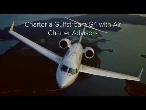 Gulfstream G4 | Private Jet Charter | GIV