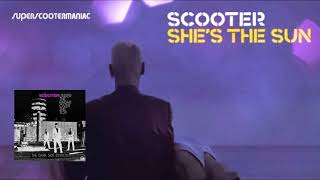 Scooter - She's The Sun (The Dark Side Edition) (Audio HD)