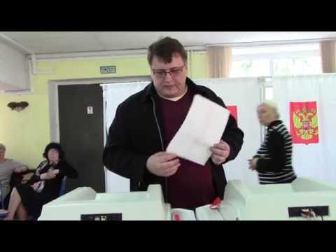 Выборы в Звенигороде 21.04.2019