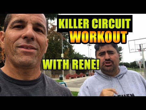 Weight Loss And Fitness Journey - Get In shape FAST With Circuit Training!! PART 2