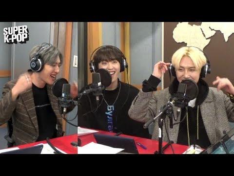 [Super K-Pop] 몬트 (M.O.N.T)s Singin Live 사귈래 말래? (Will you be my girlfriend?)