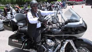 Buffalo Soldiers MC 2014 Tennessee State Event 1
