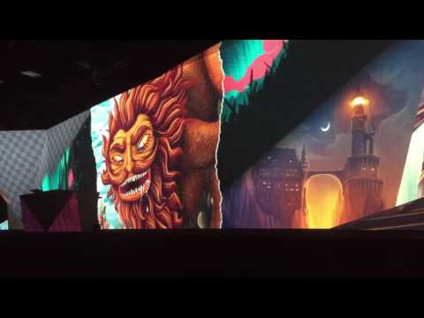 Adobe MAX 2016 Conference Opening