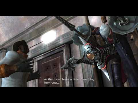 Nero's Devil Trigger: Yamato Awakens