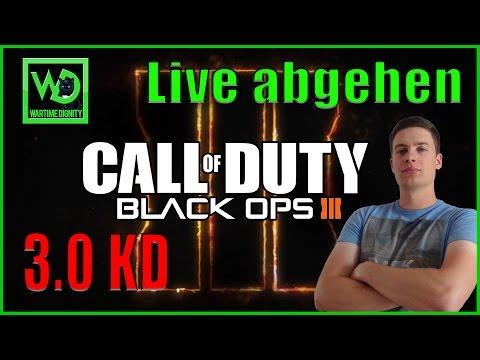 Black Ops 3 - Live abegehen wie ein Schnitzel  [SP-HD]
