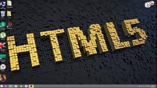 Видеоурок HTML #1 - Отображения HTML документа в браузере