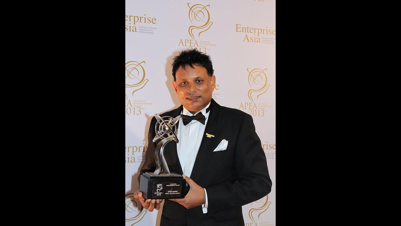 Asia Pacific Entrepreneurship Awards Sri Lanka - APEA 2013 ...