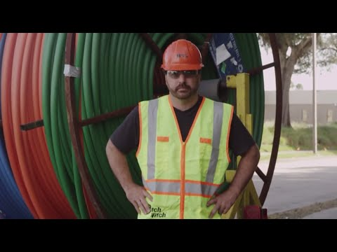 Ditch Witch Trenchless Equipment Safety