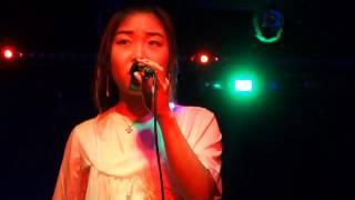 DREAMILY(☆A-r!☆)「涙のさきに」(Cristal Kay)、肥後橋VOXX、16.06.10