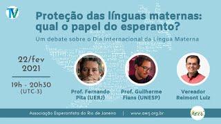Proteção das línguas maternas: qual o papel do esperanto?